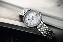 "The Longines Elegant Collection / Since its earliest days, Longines has always focused on elegance. This quality can be found not only in its products but also in its communication, with the now famous slogan ""Elegance is an attitude"". So it comes as no surprise that the brand is now launching the Longines Elegant Collection, which comprises models that are the perfect embodiment of the classical design and sleek lines typical of Longines timepieces."