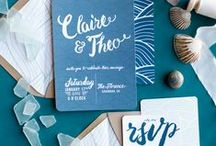 STATIONERY / Wedding stationery and pretty paper goods