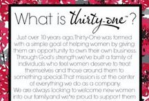 Thirty- One Gifts and Jewel Kade / by Sue Marotz
