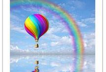 Colourful / Rainbows