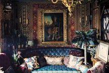 Luxury rooms / роскошные, богатые гостиные, комнаты, в старинном или викторианском стиле дворцов