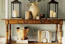 For the Home / Great Home Decor Ideas / by Selina {CreativeJuicesDecor.com}