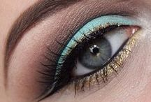 Makeup Inspiration / Stunning make-up ideas for eyes, lips and face / by Angie's Beauty Movement