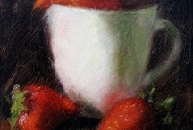 Art Reminds Us We Have A Soul / A few of my daily paintings.  Indulge yourself...buy art!  It's like chocolate for the soul.