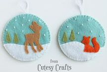 Holiday Crafts / by Pam Weisenburger
