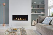 Modern fireplaces / Tante idee per realizzare il tuo camino incassato in cartongesso, muro o boiserie. Realizziamo il tuo camino a bioetanolo su misura con i nostri esclusivi bruciatori modulari. Fiamme lunghe e continue. A lot of ideas for your fireplace encased in plaster , wall or paneling . We create your  Bioethanol fireplace  tailored with our unique modular burners . Flames is long and continuous http://www.fuocobio.it/2014/04/camini-bioetanolo-da-incasso.html