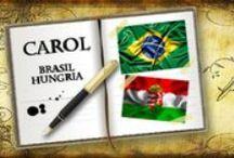 Carol Brasil/ Hungria / Material do blog e meu trabalho, em geral. http://carolbrasilhungria.blogspot.hu/