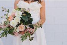 A BIT OF BLUSH / wedding inspiration