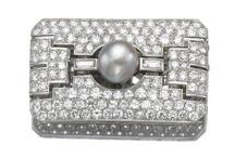 Art Deco Jewelry #1 / by POSEY GIRL