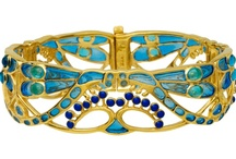 Art Nouveau Jewelry  / by POSEY GIRL