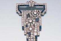 Art Deco Jewelry #2  / by POSEY GIRL
