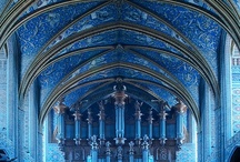 cathedral / by Marci Hall