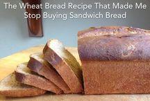 Bread  / by Dala Poteat