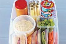 Healthy Food Ideas-Kids / by Tami Jean