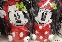 Disney Holiday Shopping / Fun Disney items to add to your Wish List or to give this holiday season