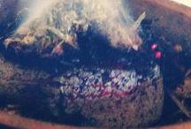 Sacramental Smoke / Smudging...Incense...Burnt Offerings