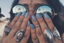 « boho & hippie style