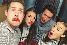 The Ballingers / All of the Ballingers are some of my favourite YouTubers.