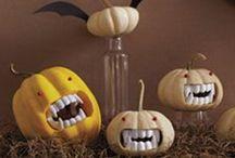 boo / Halloween Decorations