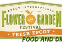 2016 Epcot Flower & Garden Festival Outdoor Kitchens / The tasty treats and thirst-quenching drinks of the 2016 Epcot Flower & Garden Festival Outdoor Kitchens.