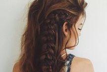 « cabelo de garota