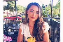 Jessica Ricks / Jessica Ricks is a fashion blogger with Hapa Time. Lovely and varied fashion at http://www.hapatime.com These pics mostly from my curating her Instagram posts ...