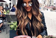 SAS (Stephanie Abu-Sbeih) / Fashion blogger with great style and vibe