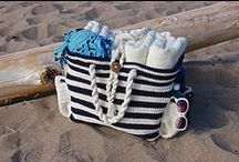 Crochet: Baskets, Bags & Purses / by Kerry Gill