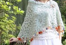 Crochet: Scarves, Shawls & Cowls / by Kerry Gill