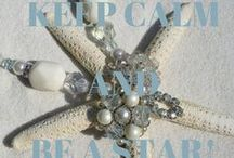 BE A STAR* / Adorn yourself and your life with my custom statement jewelry & home decor produced in limited edition collections.