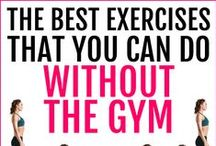 Get moving!  Get going!  Get Fit!