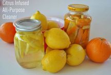 home remedies/cleaning / by Melissa Fuller