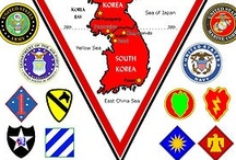 KOREAN WAR 1950-1953 / by JTK AMERICANA INC
