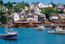 maine / by Karen Roerdink