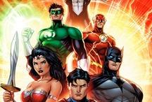 Comics - Heros and Villians / Comic Book Characters