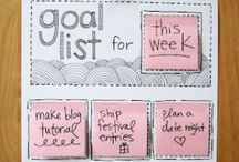 Posting Classroon OBJECTIVES  / by imagoodmom @teechkidz.com
