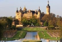Stunning Castles and Mansions