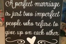 Marriage/Love<3 / by Melissa Fuller
