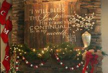 Christmas / by Melissa Fuller