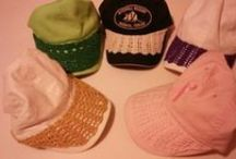 Crochet Hats I love / Lots of hats I have crocheted, hats I wear frequently, hats I'd love to wear. / by Barbara Hill