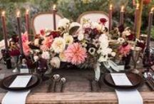 Chic Destination Ceremony / Boho Modern Weddings / by JB D