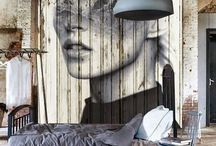 Graphic wall art / by M. Soza