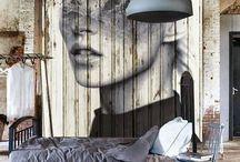 Graphic wall art / by M. Soza
