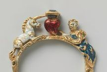 Renaissance Jewellery / European Gold, diamond and gemstone jewellery from roughly 1300 to 1650