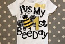 "Landyn's 2nd ""bee""day / by Erin Leitch"