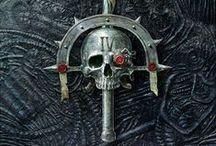 COVER ART / Warhammer 40K Cover Art - found on Warhammer Art