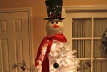 Dreaming of a White Christmas / by Paula Kaye