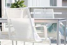 Balcony & patio / by Tiina Mattila