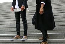 Menswear Style, Fashion, & Things of That Nature / A collection images of mens style and fashion.
