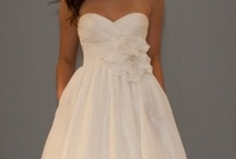 Bridal gowns / by Aimee
